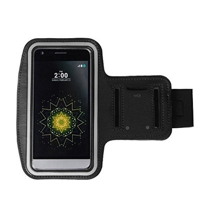 LG G5 Case, AutumnFall Sports Gym Running Jogging Armband Pouch Arm Band Case Cover for LG G5