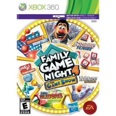 Electronic Arts Hasbro Family Game Night 4 - Kinect capable