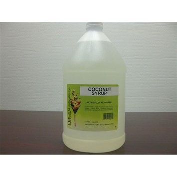 I.Rice & Company Ready To Use Coconut Syrup, 1 gal. Can   1 Each   PJP Marketplace