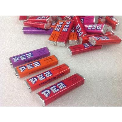 Pez Candy Refills Pez Rolls Assorted Flavors 1 pound bulk pez refills