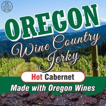 Oregon Wine Country Jerky – (Cabernet Hot)