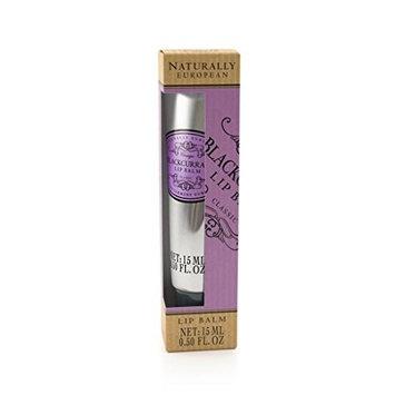 Naturally European Blackcurrant Lip Balm