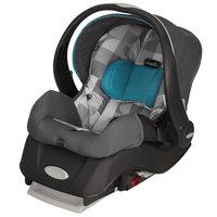 Evenflo Embrace Select Infant Car Seat, Gavin Grid