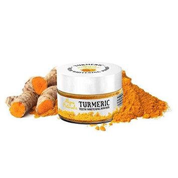 Alayna Turmeric Teeth Whitening Powder All Natural Teeth Whitener