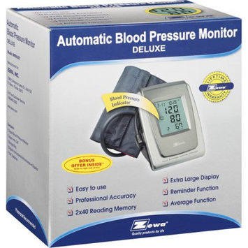 Zewa Automatic Deluxe Blood Pressure Monitor, 1ct