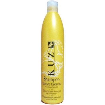 Kuz Growth Factor Shampoo with Botanical Extract 16.9oz