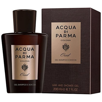 Acqua di Parma Colonia Oud Shower Gel 150ml (PACK OF 2)