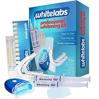 WhiteLabs Professional At Home Teeth Whitening Kit- DDS Approved – Easy to Use – Fast Results – DDS Approved, 2017 Addition