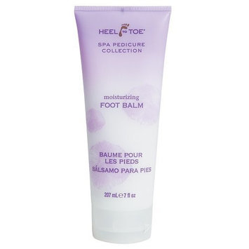 Heel To Toe Moisturizing Foot Balm