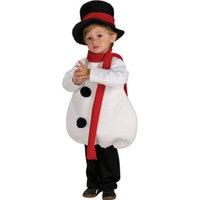 Baby Snowman Toddler Halloween Costume