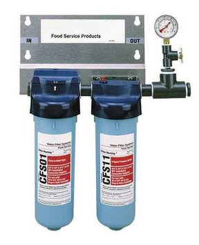 3M Water Filtration Products Opaque Ice Machine Filter System