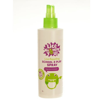 Lice Knowing You School and Play Spray, 8 Ounce
