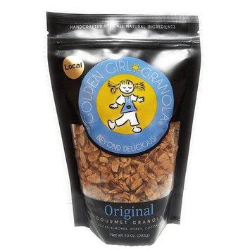 Golden Girl Granola, All Natural Gourmet Granola, Original, 10oz