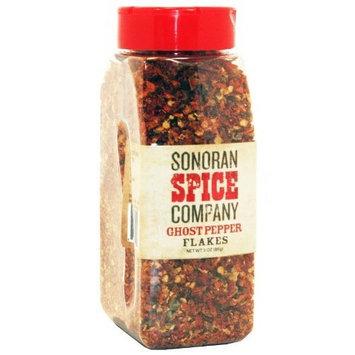 Ghost Chili Pepper - Bhut Jolokia - Flakes 4 Oz