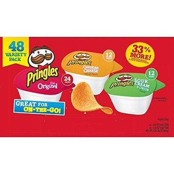 Pringles Variety Pack, 24.6 Ounce