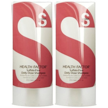 TiGI S factor Health Factor -Sulfate Free Shampoo and Conditioner DUO, 8.45 oz each