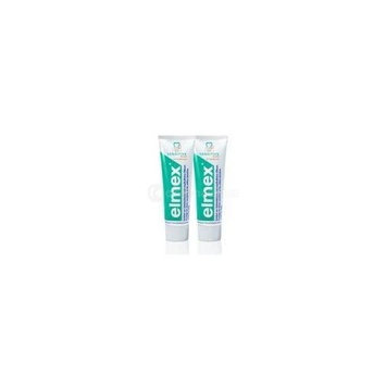 Elmex Sensitive Double Pack 2.5oz toothpaste by Gaba