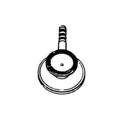 Chestpiece-614, Gray, Latex-Free