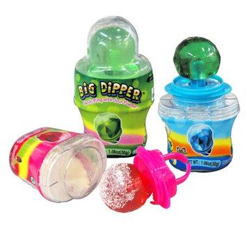 Big Dipper Sour Candy Powder/12-ct