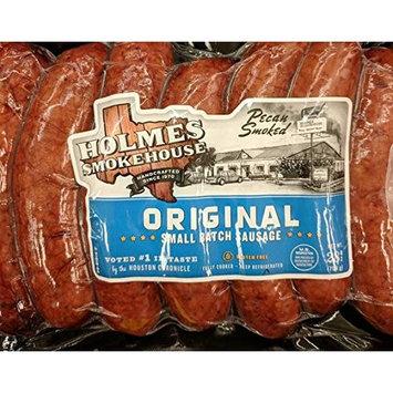 Holmes Smokehouse Original Sausage 28 Oz (2 Pack)