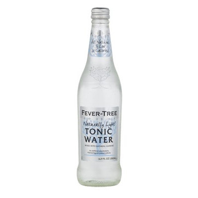 Fever-Tree Naturally Light Tonic Water, 16.9 Fl Oz (Pack of 8)