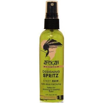 African Essence Designing Spritz Lite Hold 4oz by African Essence
