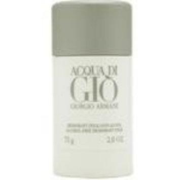 ACQUA DI GIO by Giorgio Armani ALCOHOL FREE DEODORANT STICK 2.6 OZ for MEN