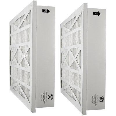 Accumulair 12x24x5 (11.75x23.75x4.38) MERV 8 Aftermarket Honeywell Replacement Filter (2 Pack)