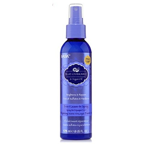 HASK Blue Chamomile 5 In 1 Leave In spray 6oz, pack of 1