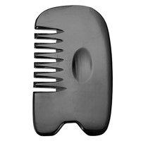 Handmade Natural Horn Comb Genuine Ox Horn Pocket Comb No Static Natural Detangling Massage Wide Tooth Comb