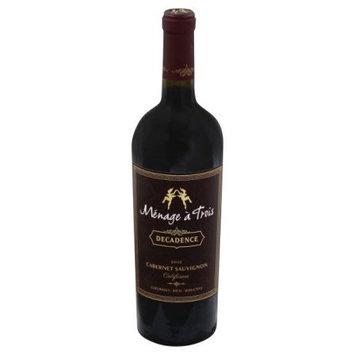 Folie à Deux Winery Menage A Trois Decadence Cab Sauv 750ml