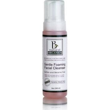 Be Natural Organics Gentle Foaming Facial Cleanser 7 Oz (210 ml)