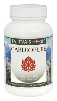 Tattva's Herbs - Organic CardioPure Full Spectrum Extract - 120 Vegetarian Capsules