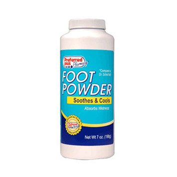 Kpp Wetness Absorbs Foot Powder - 7 Oz
