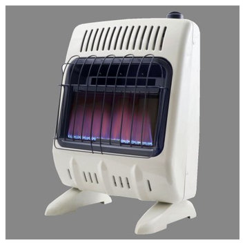 Mr. Heater 10,000 BTU Vent Free Blue Flame Heater, F255321