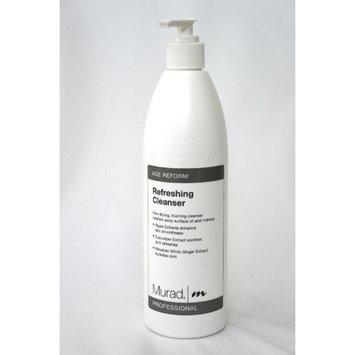 Murad Refreshing Cleanser Age Reform Salon 16.9oz 500ml