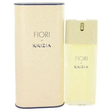 Fiori Di Krizia by Krizia Eau De Toilette Spray 3.4 oz for women