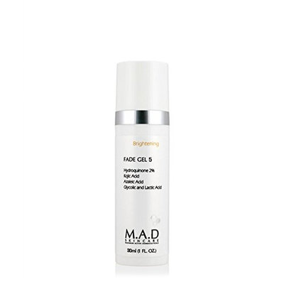 M.A.D Skincare Brightening Fade Gel 5 - Spot Treatment Serum (For Sun/age Spots, Freckles & Discolorations)