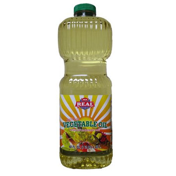 Gama Products, Inc. REAL VEGETABLE OIL 48 OZ.