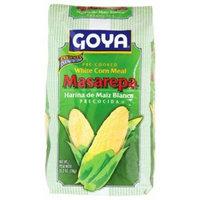 Goya Pre - Cooked Corn Meal (white) Masarepa 35.2 oz