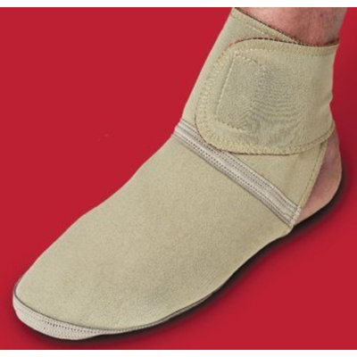 Swede-O 84232 Thermoskin Thermal Foot Gauntlet Support, Medium, Beige