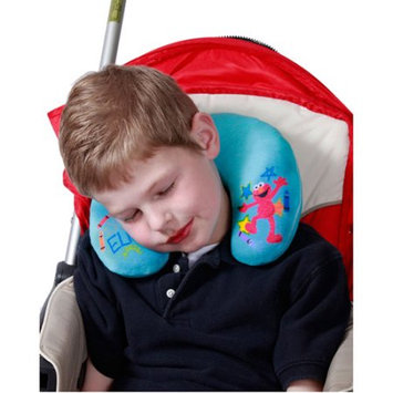 Sesame Street Travel Neck Pillow - blue, one size