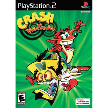 Crash Bandicoot: Twinsanity (PlayStation 2)