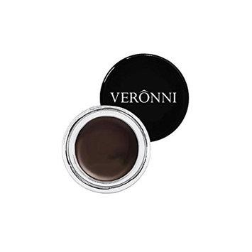 Eyebrow Dye Cream, Waterproof Long Lasting Eyebrow Tinting Gel Eye Brow Dye Cream for Makeup (Ebony)