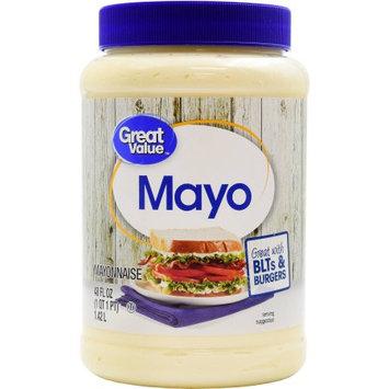 Great Value Mayo
