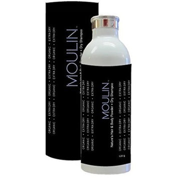 Moulin (Lavender) Hair & Body Powder + Dry Shampoo