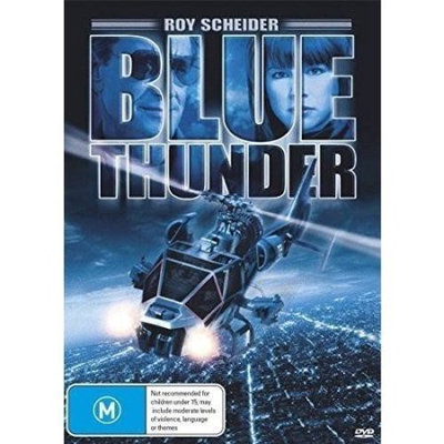 Alliance Entertainment Llc Blue Thunder: Special Edition (dvd) (special Edition)