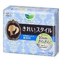Japanese Women Sanitary Napkin Laurier beautiful style fragrance-free 72 co input