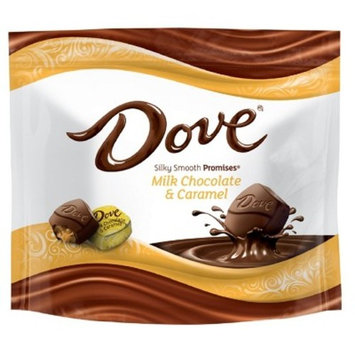 Dove Promises Milk Chocolate & Caramel Candies - 7.6oz