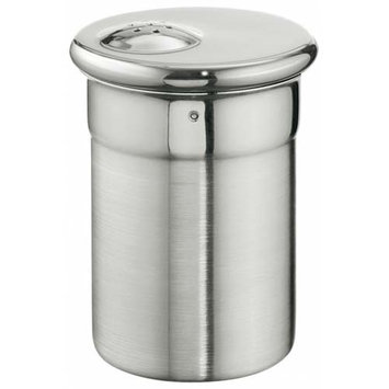 Stainless Shaker for Edible Gold Leaf Dust. For use with Item GD01